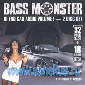 Bass Monster Hi End Car Audio Vol.1 CD 1
