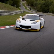 Lotus Evora Type 124 Endurance