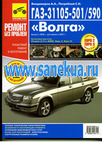 ГАЗ-31105 Chrysler: Ремонт без проблем