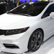 Новинка от Honda - Civic Concept Sedan