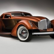 "Packard ""Myth"" Custom Boattail Coupe 1934 года (фото)"